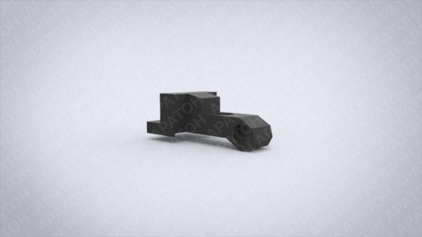 Держатель клапанного ножа верхний SAM0355P01648