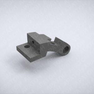 Держатель клапанного ножа верхний SAM0420P05546