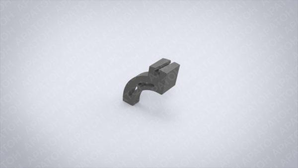 Держатель клапанного ножа неподвижный FFG-294-164-50А