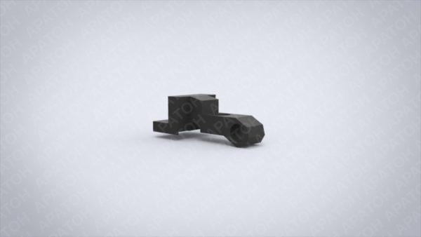 Держатель клапанного ножа нижний SAM0355P01649