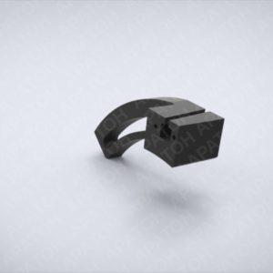 Держатель клапанного ножа 5ПГМ-400-320-50-01
