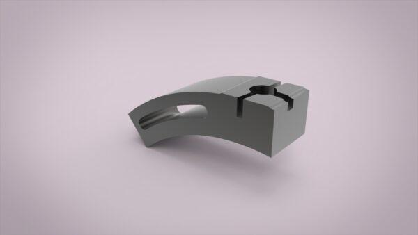Держатель клапанного ножа - 6РА-402-330-50-40А