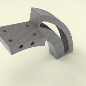 Держатель клапанного ножа 9ACU 3426A