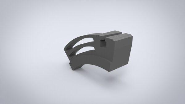 Держатель клапанного ножа - FFG-395-270-55-55А