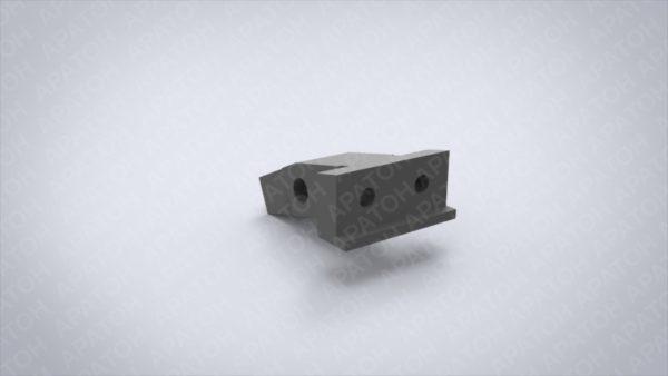 Держатель клапанного ножа ЛТ1-80-49-24
