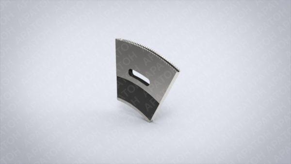 Дополнительный нож просечной задний FFG-425-250-7,5-30