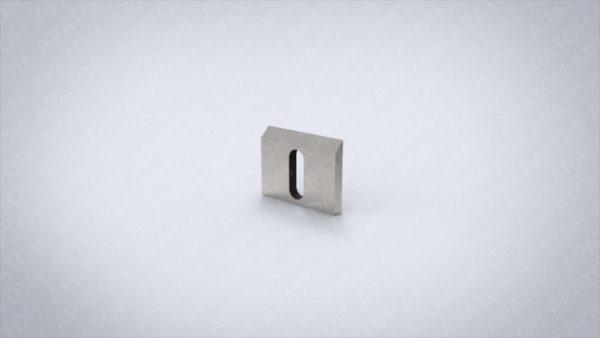 Клапанный нож YQ4.6-75