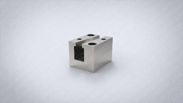 Колодка клапанная правая YQ4.6-75