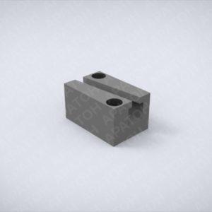 Колодка клапанного ножа FFG-55-36-30-A