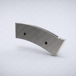 Нож вырубной  (зуб 3х2,5) 02-01