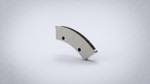 Нож высечной 10 мм 204971