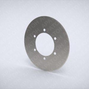 Нож дисковый ТЛР-250-105-1,3