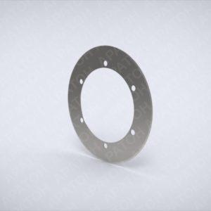 Нож дисковый ТЛР-265-168,5-1,3