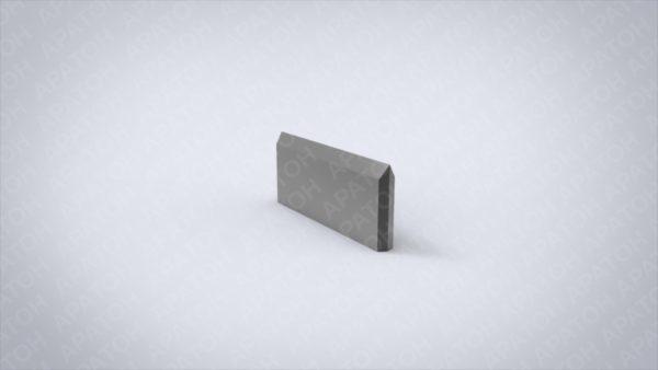 Нож клапанный   2LD-03-030