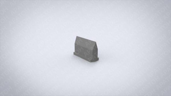 Нож клапанный YQ5-6-019А