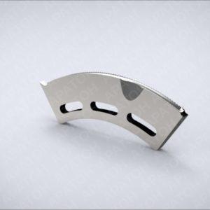 Нож просечной задний  5ACU  3118  2