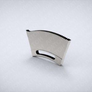 Нож просечной неподвижный 3V0S0900-0-1002