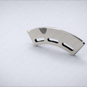 Нож просечной передний   5ACU 3118 1
