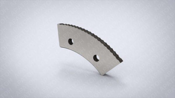 Нож просечной SAM0420P05094