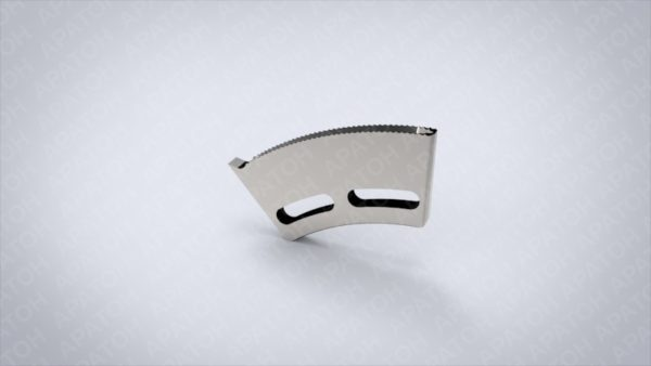 Нож просечной  5ACU 3120 1A