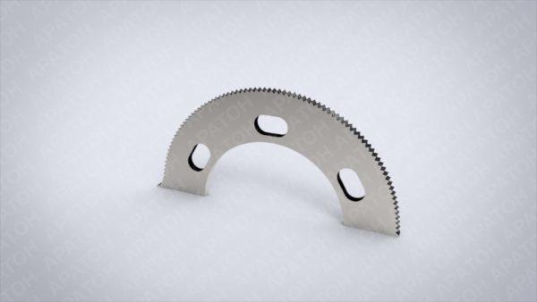 Нож просечной  KGJ-02-03