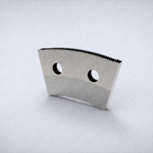 Нож секторный клапанный SAM0445P05133