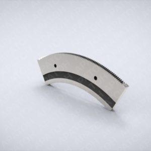 Нож секторный 0124-30312