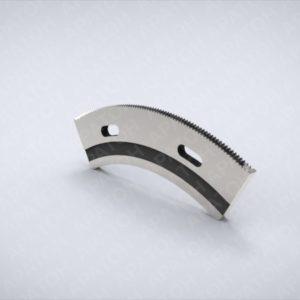 Нож секторный 0124-30313