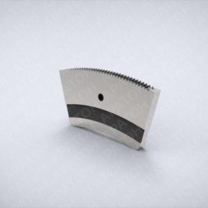 Нож секторный 0124-30314