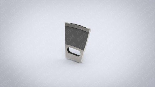 Нож секторный   2LD-03-028В-01