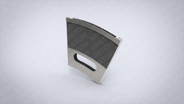 Нож секторный   2LD-03-028В