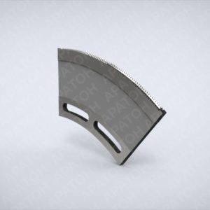 Нож секторный    VLS1600-0-0907 [200 мм]
