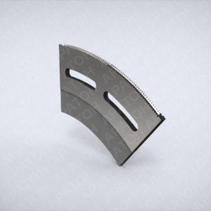 Нож секторный VLS1600-0-0915 [200 мм]