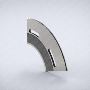 Нож секторный YQ3-6-43