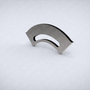 Нож секторный ТКР-120.01.5.001