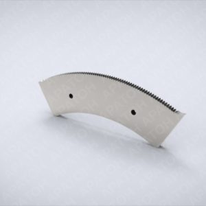 Нож секторный 0124-30310-01