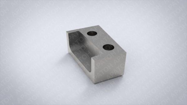 Упор держателя клапанного ножа 9ACU 3728