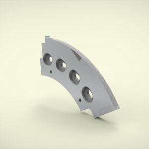 Нож секторный _ YSE8004B-01