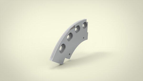 Нож секторный _ YSE8004B-02