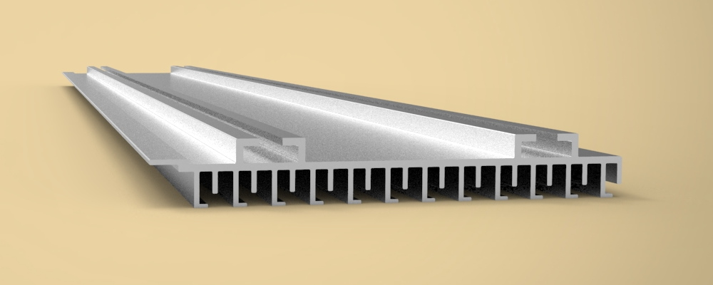 Алюминиевый профиль тип О