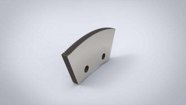 Нож просечной SAM0480P04023