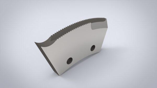 Нож с носиком на клапан SAM0480P04029